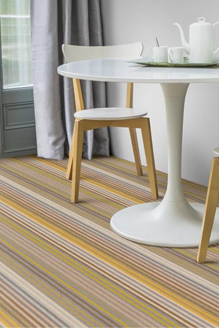Margo Selby Stripe Sun Seasalter Carpet Margo selby