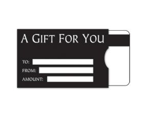 Custom gift card sleeves are perfect to hold your plastic cards custom gift card sleeves are perfect to hold your plastic cards black version http colourmoves