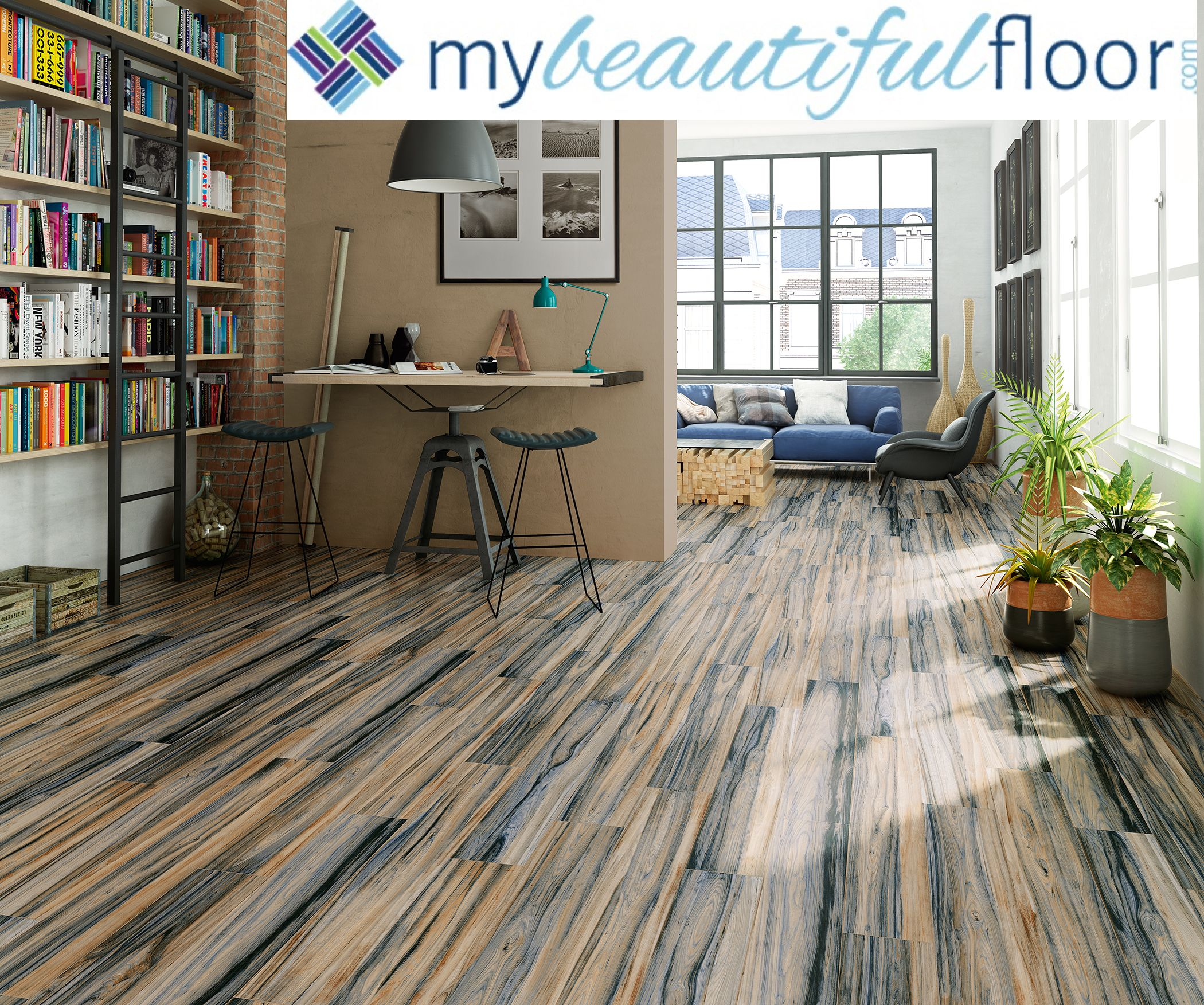 Cleaning Fake Wood Floors: Wood Look Tile, Olympia Tile, Faux Wood