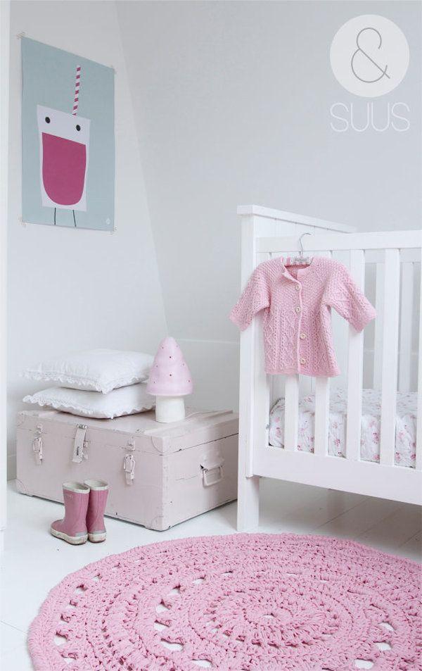 7 habitaciones para beb s sencillas y modernas mi cuarto for Habitaciones de bebe nina modernas