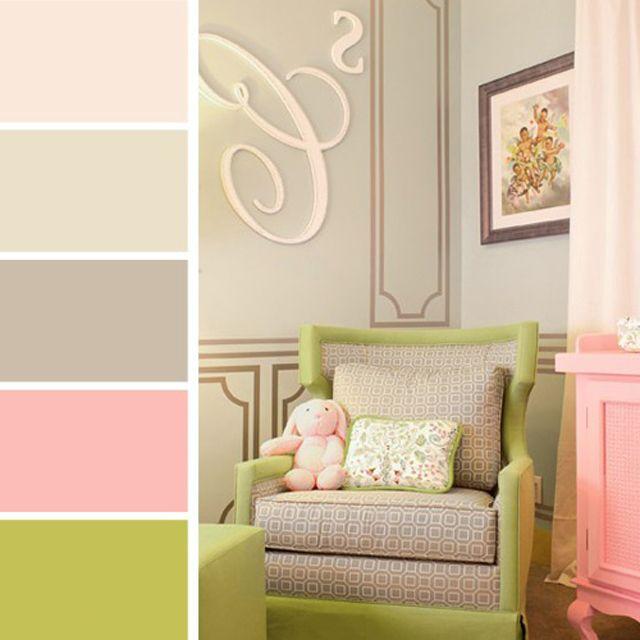 Palettes de couleurs afin de choisir les bonnes nuances pour notre ...