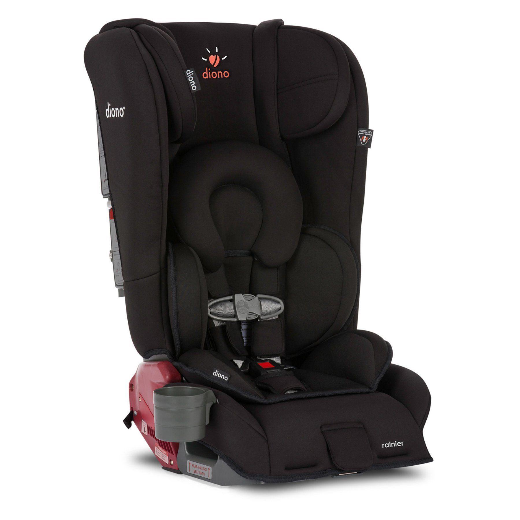 Diono Rainier Convertible Car Seat Midnight 16015