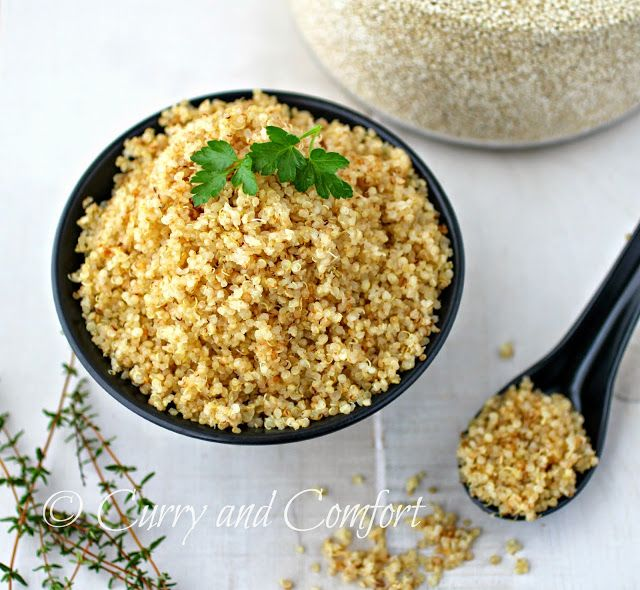 Curry and Comfort: Tuesday Tips: How to Cook Quinoa Perfectly
