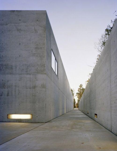Documentation Centre - Memorial KSP Jürgen Engel Architekten