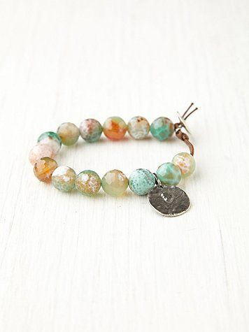 Bead & Charm Bracelet - LOVE IT!