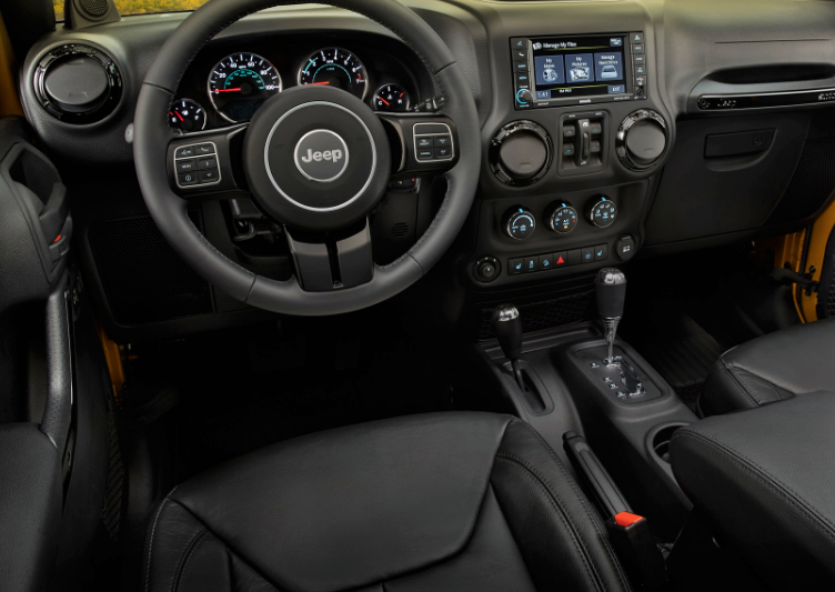 2019 Jeep Scrambler Interior News Cars Report Jeep