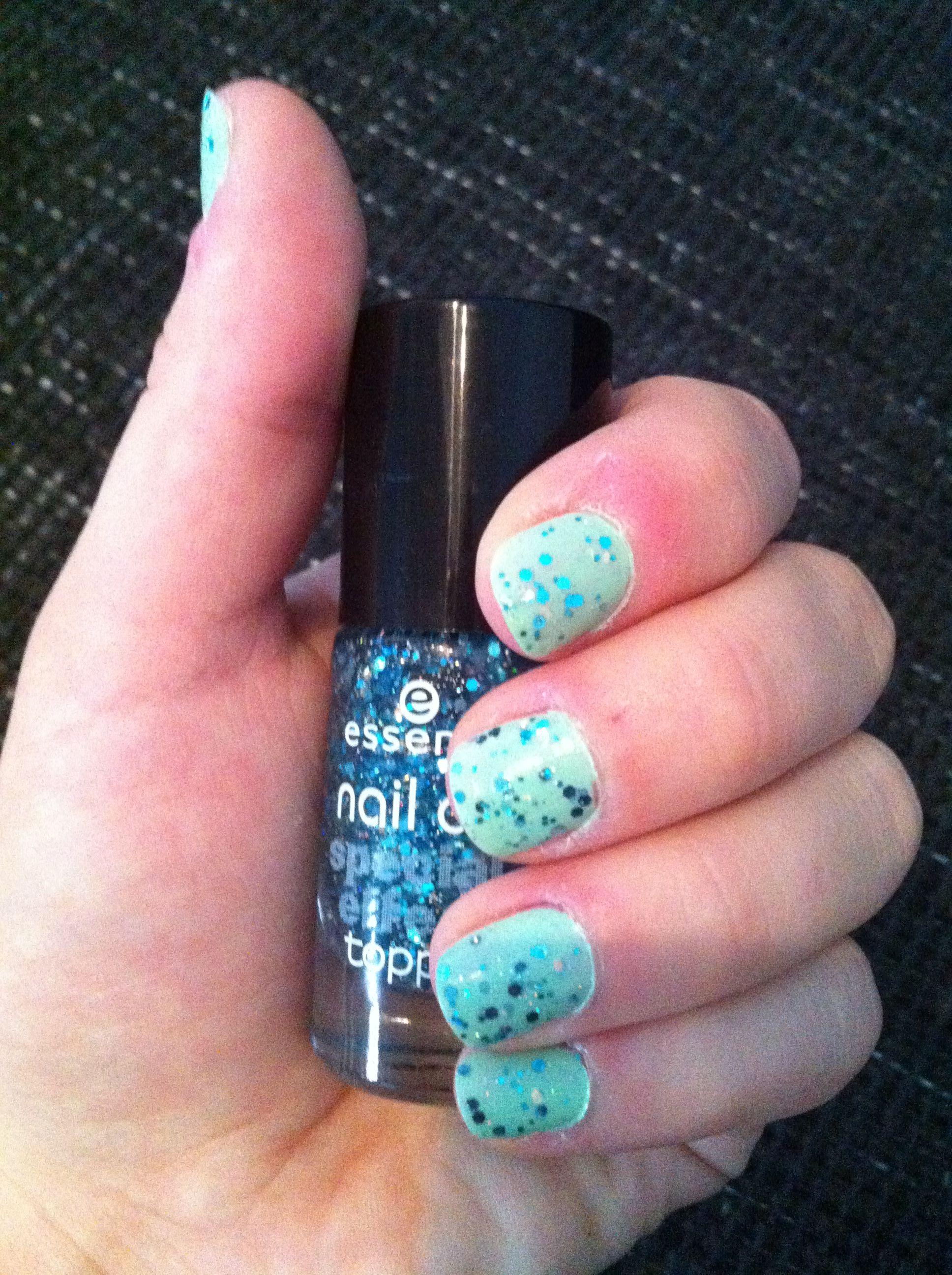 My own essence nail art nails pinterest
