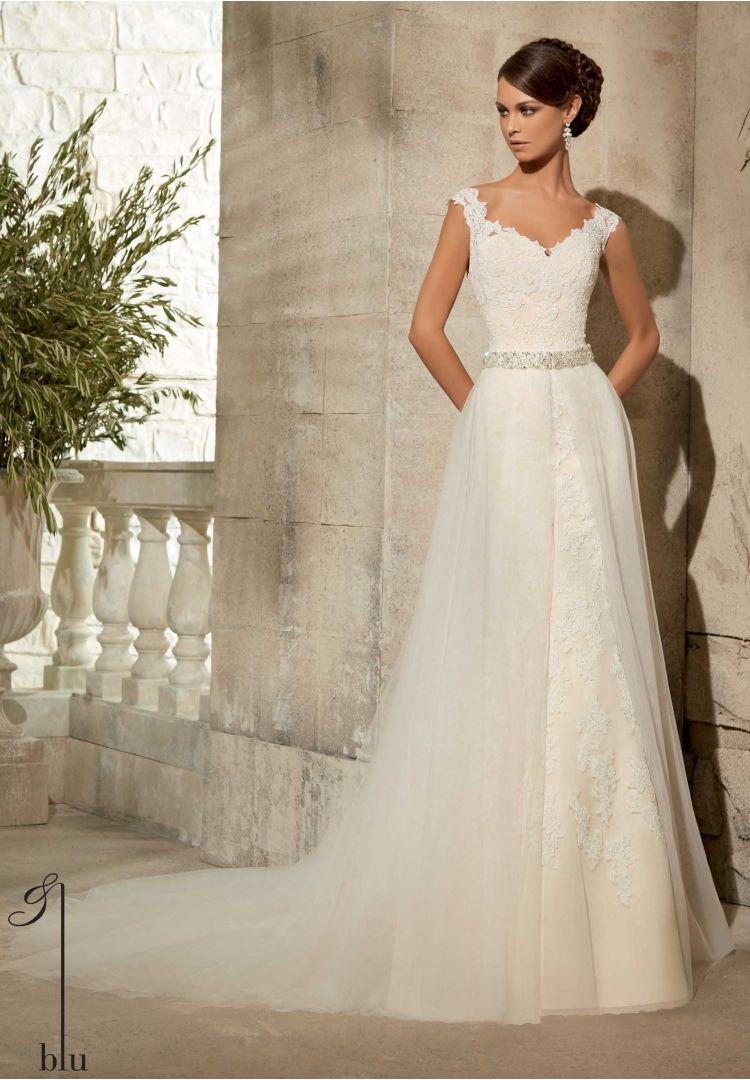 Wedding bridal gowns u designer blu dress style wedding