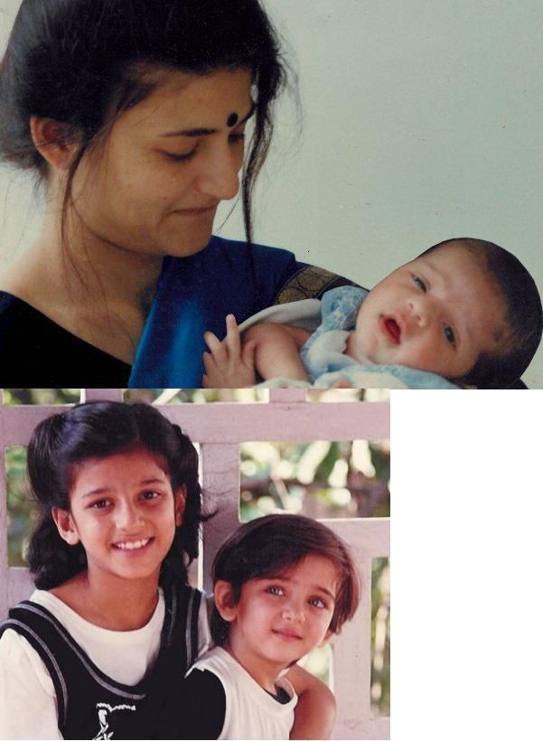 Image result for श्रुति हासन की बचपन