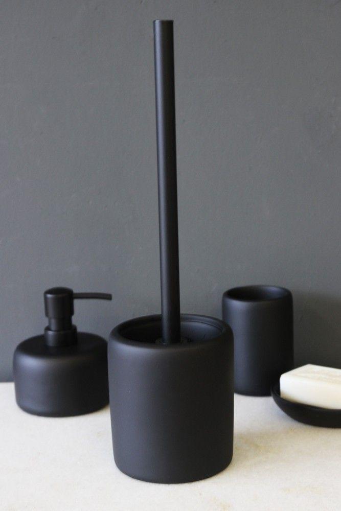 Black Toilet Brush Holder New Black Toilet Bathroom Accessories Black Bathroom Accessories