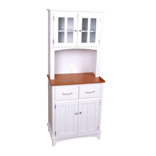 White Tall Microwave Cart Home Source Industries Serving Utility Carts Kitchen Islands