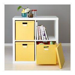 KALLAX Shelf unit, white, 30 3/8x30 3/8 - IKEA