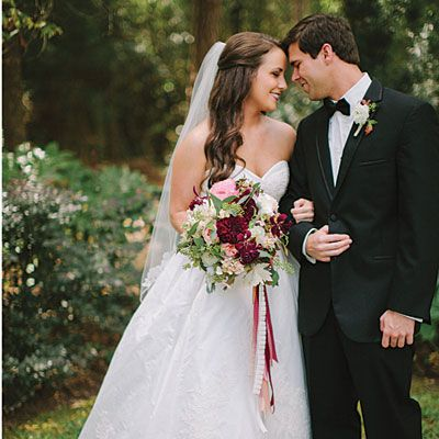 Outdoor Fall Wedding In Mississippi Mississippi Wedding Outdoor Fall Wedding Bride