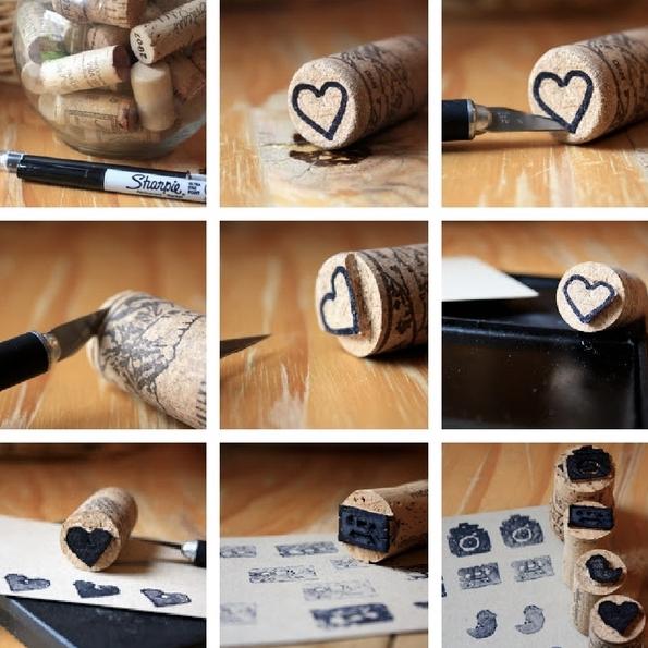 quoi faire avec vos bouchons de liège #liège #DIY #recyclage #réutiliser #reuse