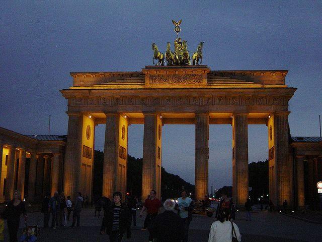 Dsc02432m Berlin Travel European Destination Brandenburg Gate