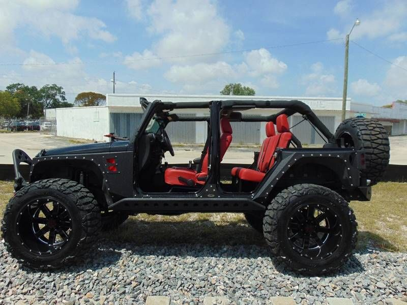 2015 Jeep Wrangler Unlimited In Fort Lauderdale Fl South Florida