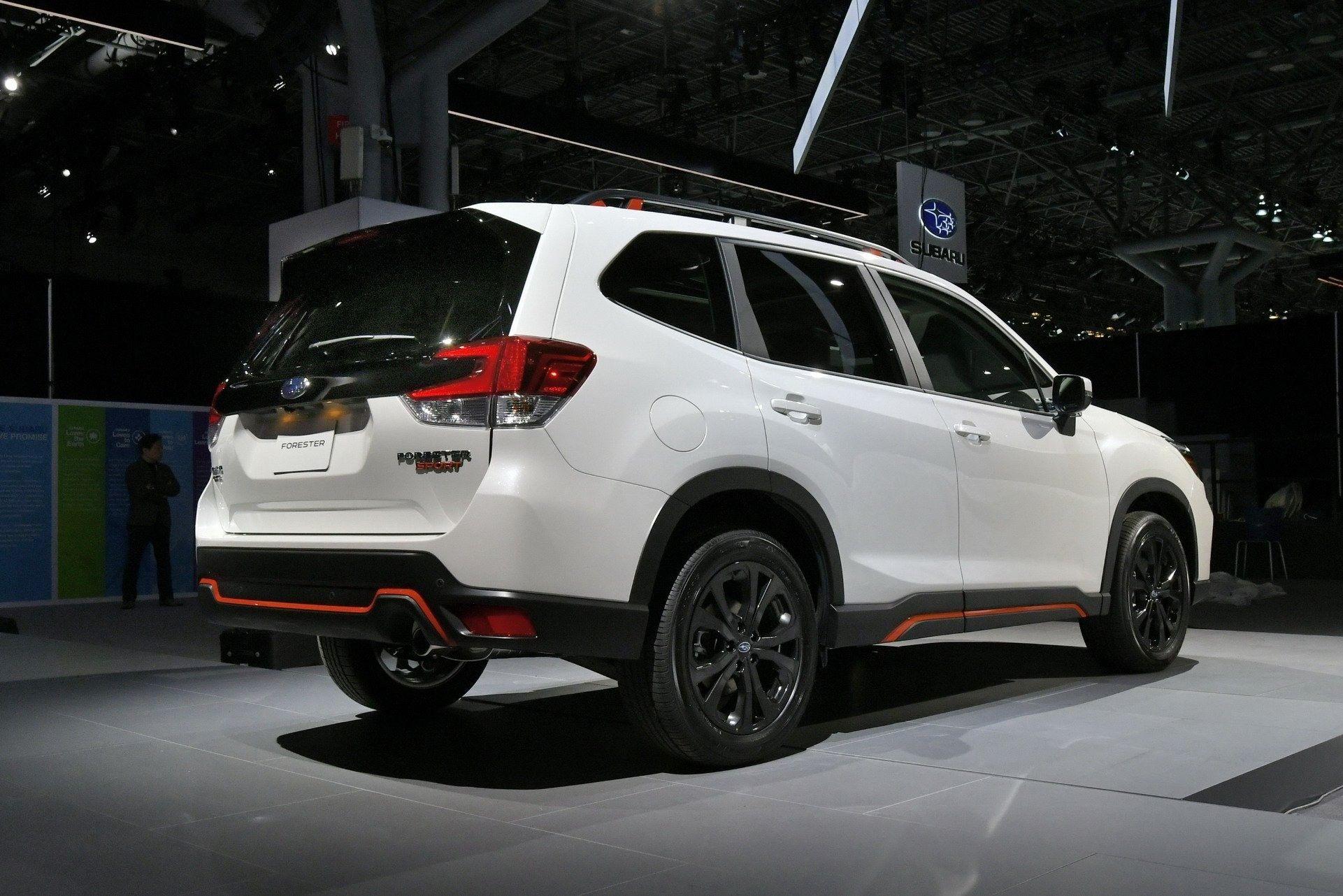 2019 Subaru Sports Exterior and Interior Review Car