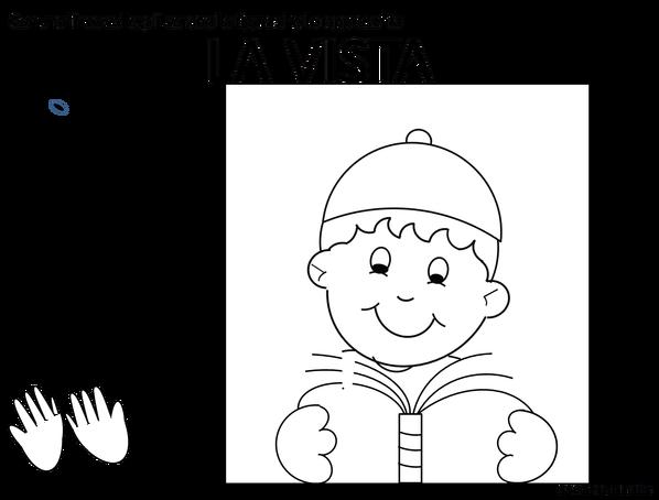 I cinque sensi nhl krd pinterest schede schede - Cool colorare le pagine da colorare per i bambini ...