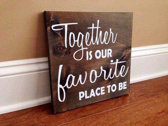 Best Custom Painted Wood Signs For Home Products on Wanelo  b9596e9763