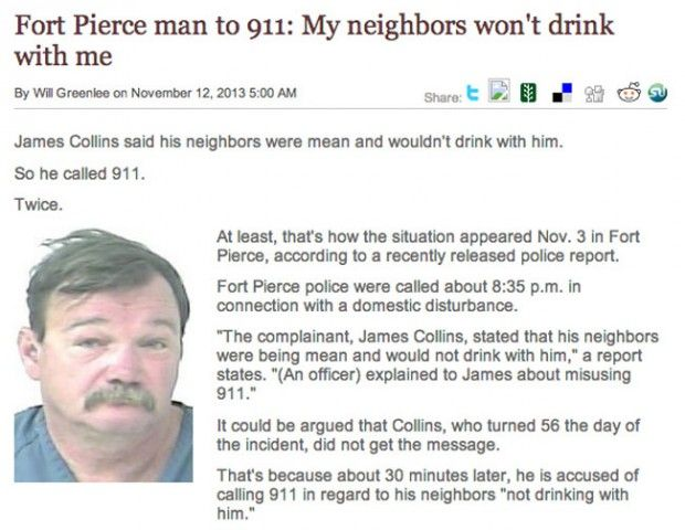 Florida Insanity Amazingly Weird News Reports From Floriday