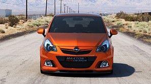 Spoilerschwert Opel Corsa D Nurburg For Opc Kaufen Bei Hood De Opel Corsa Coole Autos Autos