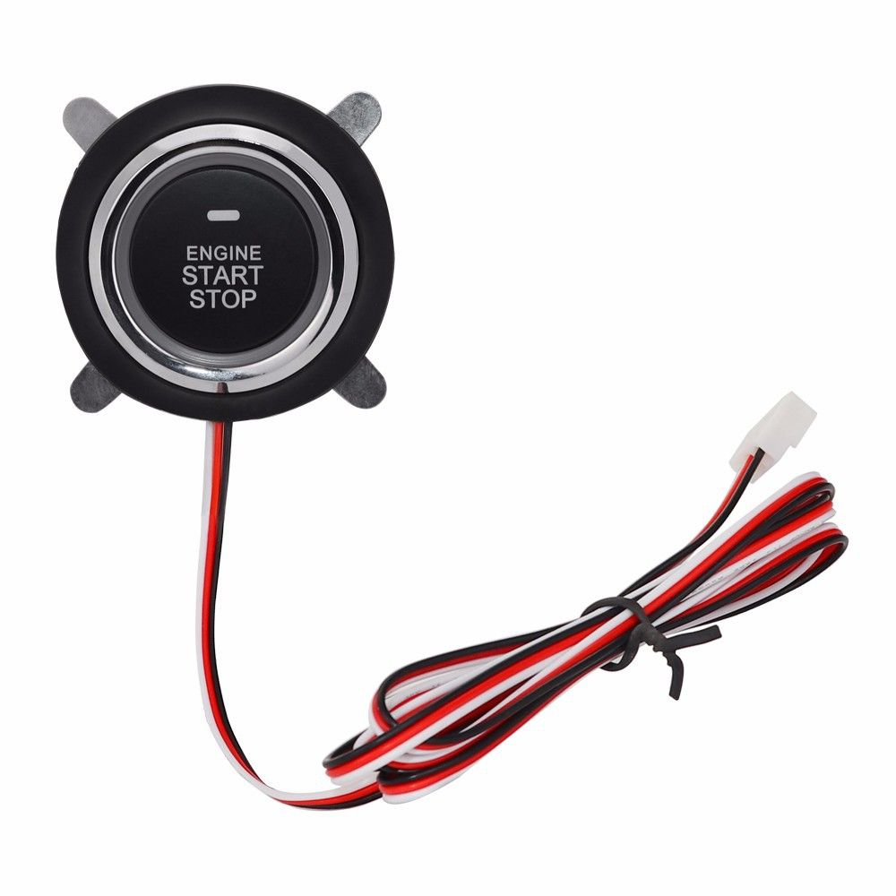 Dc12v pke start stop button car engine push button start