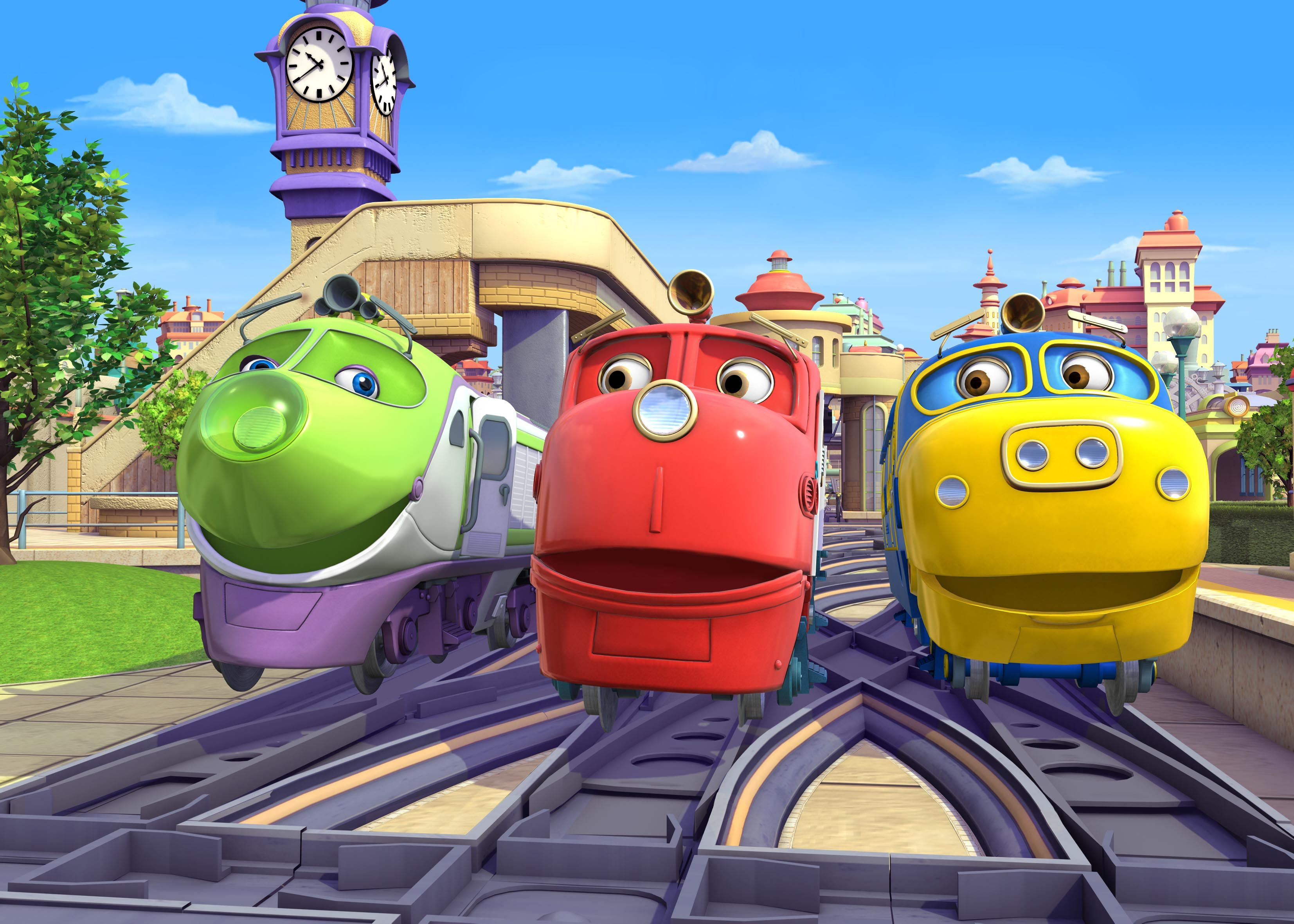 CBeebies Orders Third Chuggington Series - License | rorybaust ...