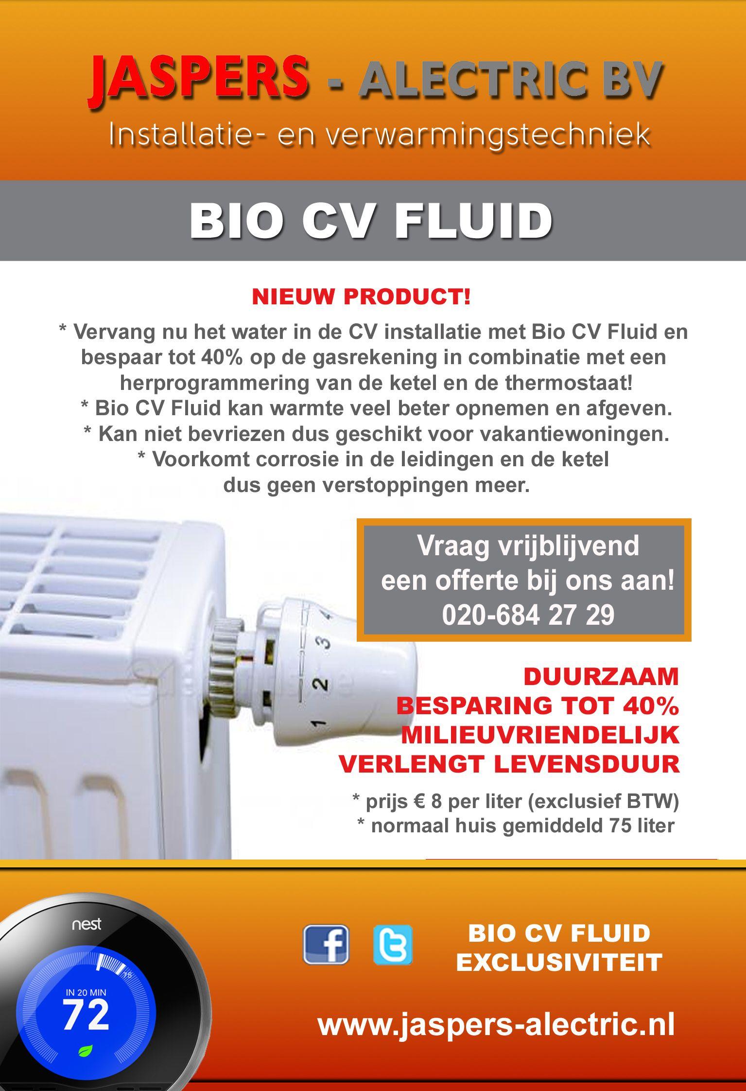 BIO CV Fluid reclamecampagne | JoeJaneMedia | Pinterest