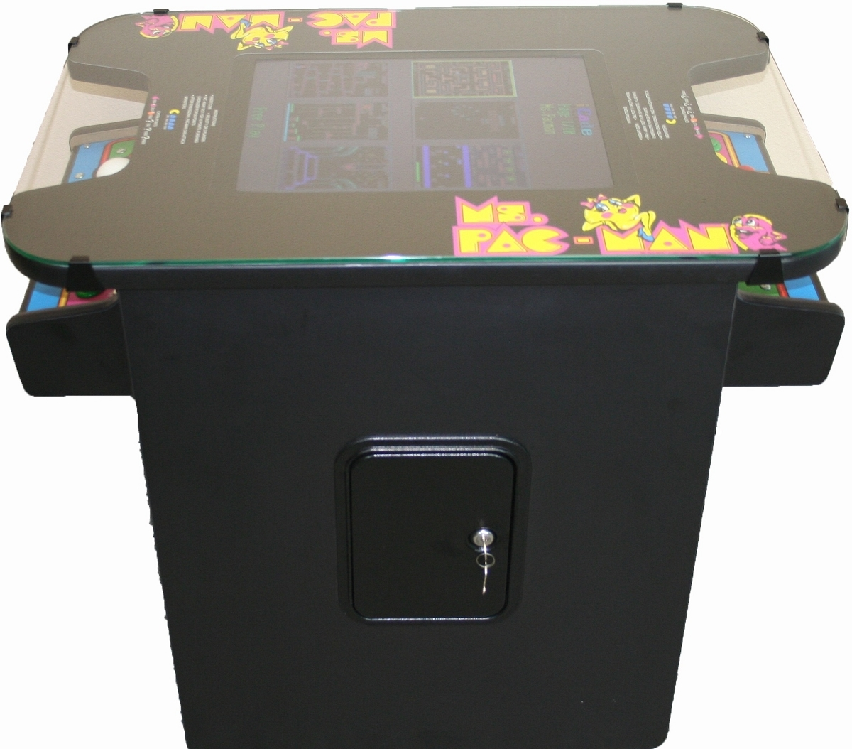 Retro Arcade Game Table With 60 Classic Games With Games