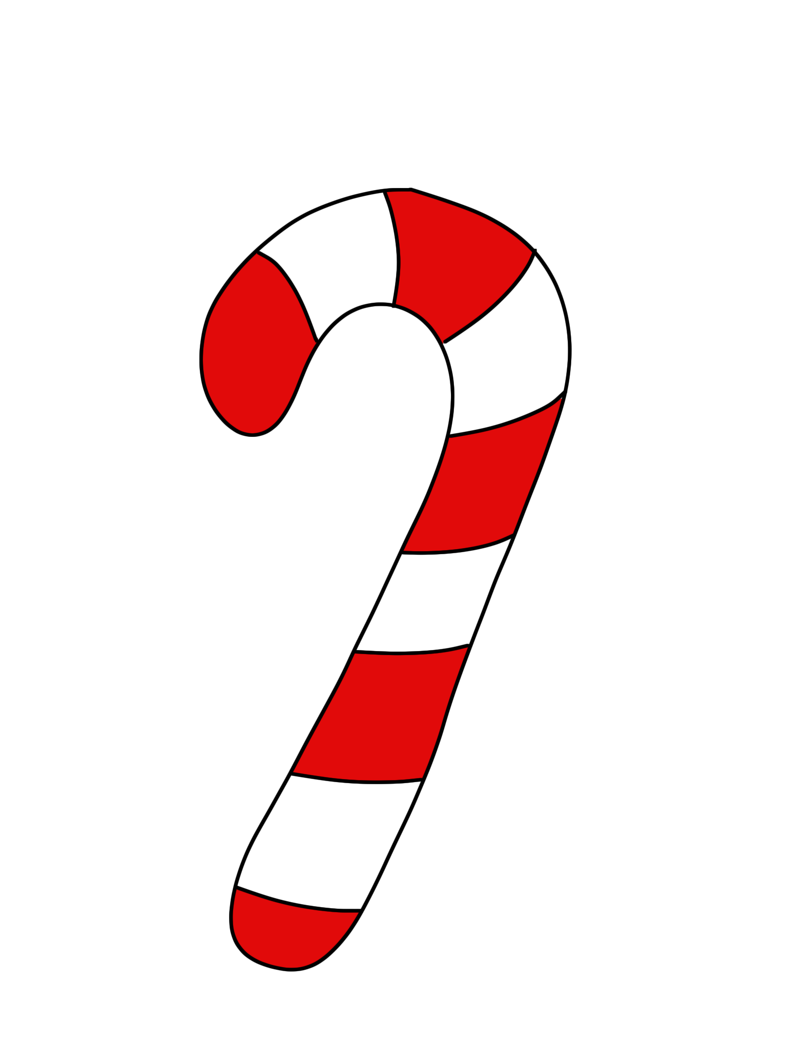 Image result for candy cane clipart Candy cane, Clip art