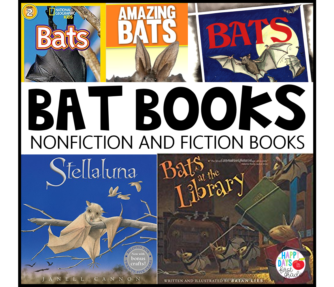 Read And Learn All About Bats Using This List Of