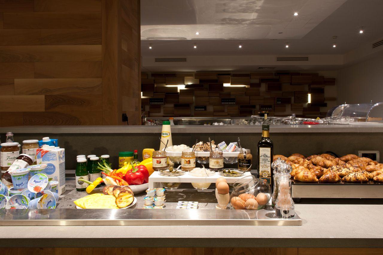 Buffet Breakfast - Hotel Residence Le Terrazze - Treviso Venice ...