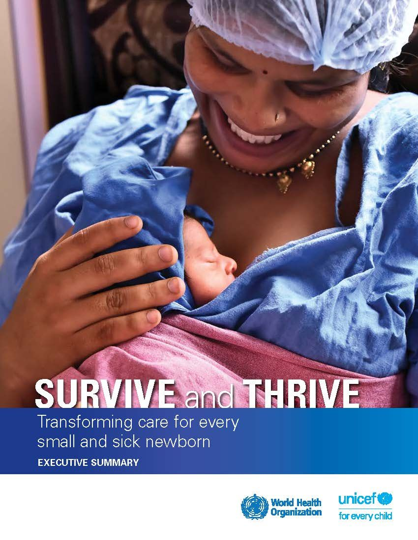 Survive and Thrive: Transforming care for every small and ...