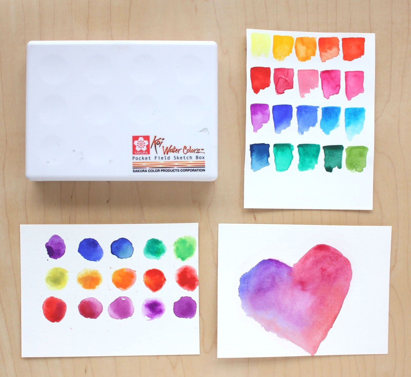 10 Fun Watercolor Projects Watercolor Projects Art Lessons