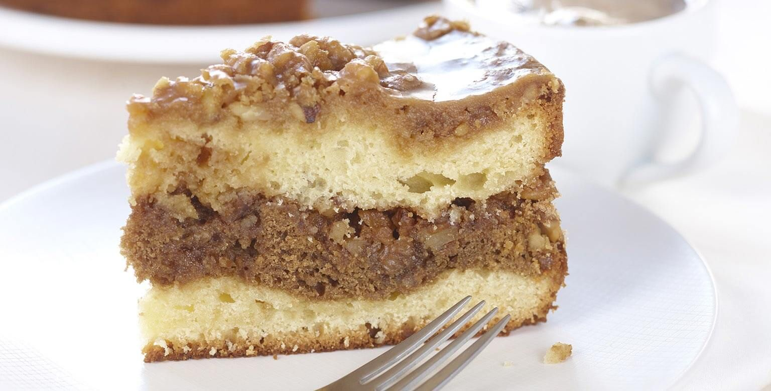 Mocha Coffee Cake Recipe (With images) Coffee cake