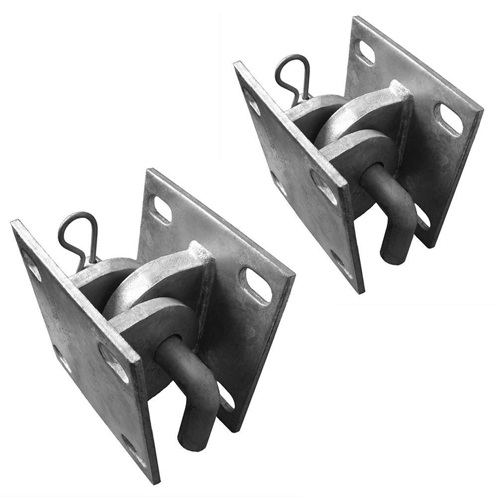 Multinautic Heavy Duty Floating Dock Hinges Kit For The