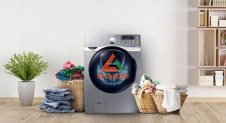 5 Nguyen Nhan Lam Cho May Giặt Bị Rung Lắc Mạnh Khi Vắt May Giặt Samsung Rem Cửa