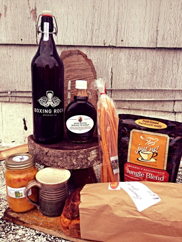 Great finds at our Farmers Market!   Fridays in Lockeport - 2PM-6PM - Seacaps Memorial Park  Saturdays in Shelburne - 9AM-1PM - Guild Hall on Shelburne's Historic Waterfront