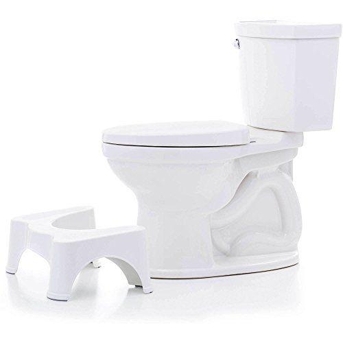 Astonishing Truphe Plastic Squat Stool For Western Toilets 53 X 20 X 20 Creativecarmelina Interior Chair Design Creativecarmelinacom