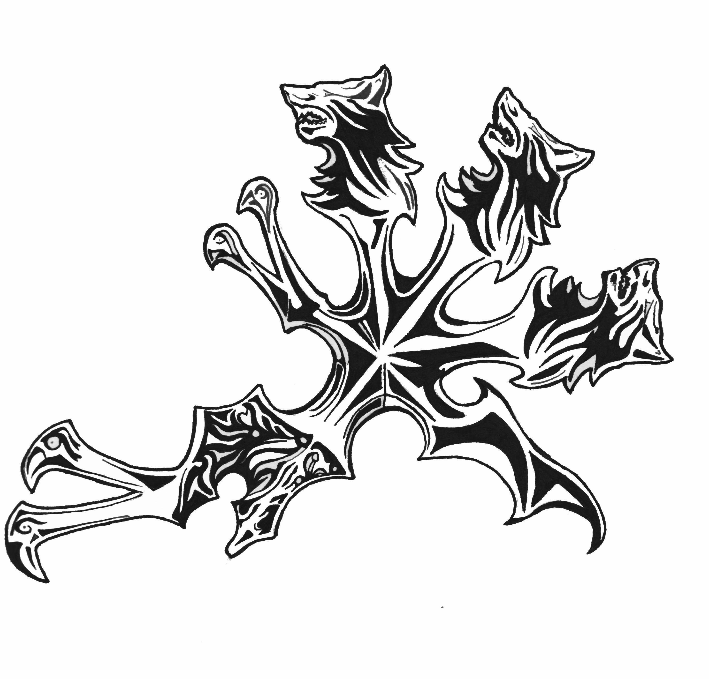 Dirge Of Cerberus Dirgeofcerberusbydeaviantchildg Tattoo