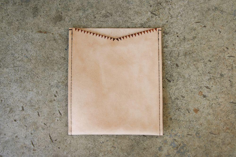 iPad Sleeve Marisa Keris, ScoutX2