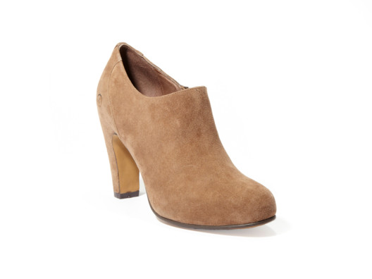 Deep Lee Suede Ankle Boot