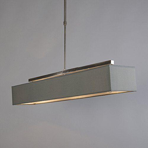 QAZQA Moderne Suspension / Lustre / Luminaire / Lumiere / Éclairage