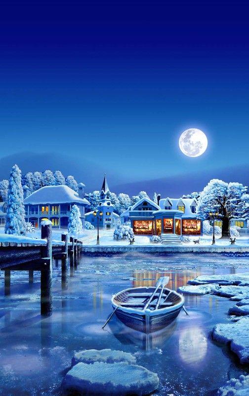 ADRIAN CHESTERMAN | Winter landscape, Still life artists ...