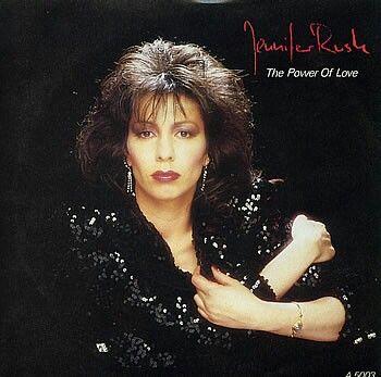 Jennifer Rush - The Power Of Love(1983) 歌詞 lyrics《經典老歌線上聽》