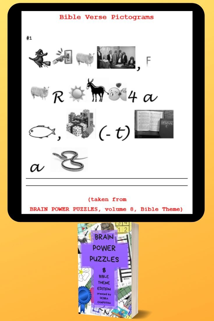 Puzzle out scripture in a new way refresh your biblical