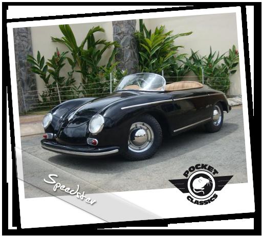 Pocket Classics Miniature Classic Cars