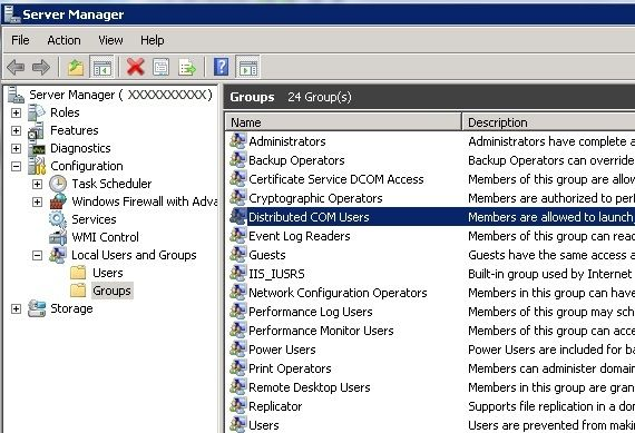 How to resolve SSIS access denied error in SQL Server Management