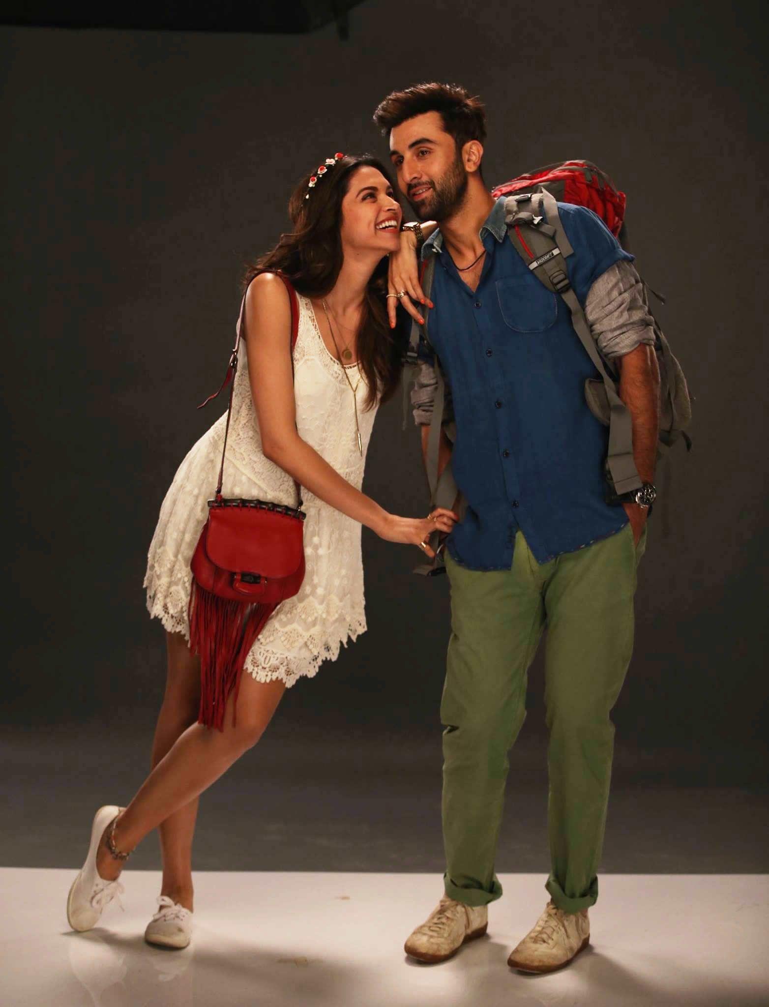 Deepika Padukone Ranbir Kapoor Tamasha Bollywood Couples Deepika Padukone Bollywood Fashion