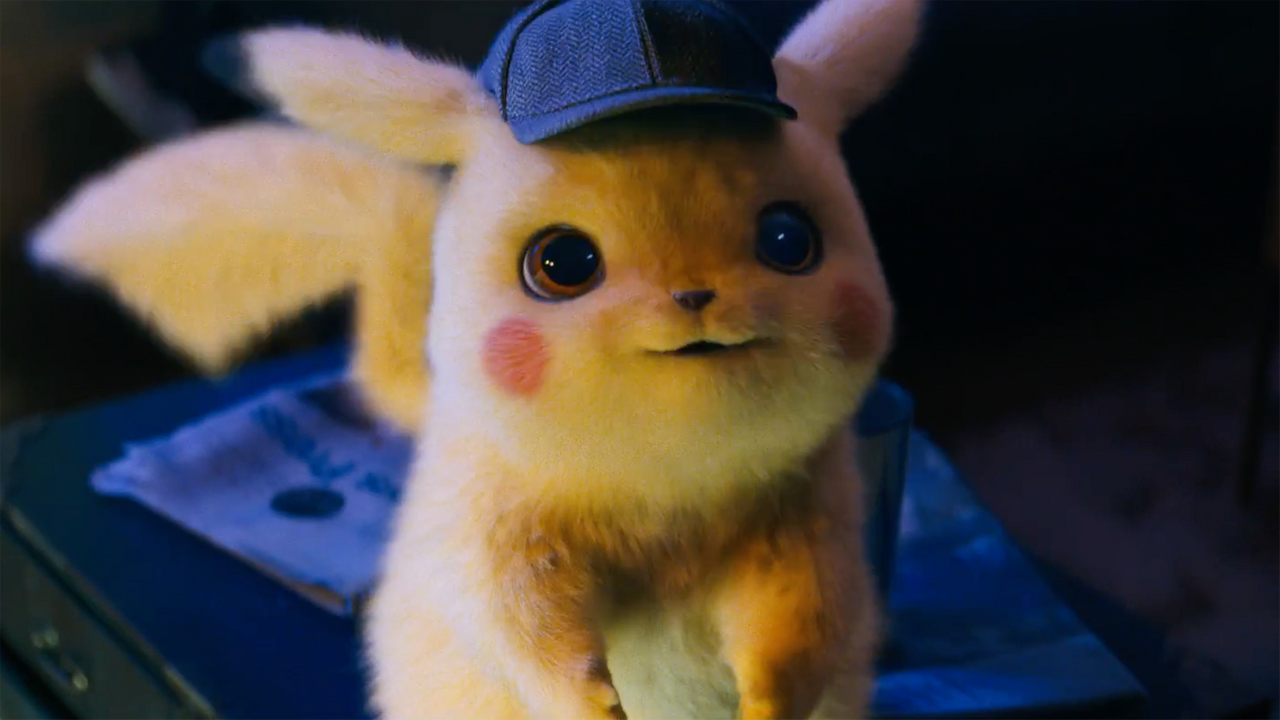We Saw Two Hilarious Extra Scenes From Pokemon Detective Pikachu